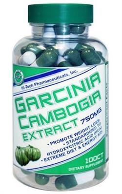 Hi-Tech Pharmaceuticals Garcinia Cambogia 100c